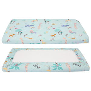 100% Cotton Infant Baby Bedding Sheet