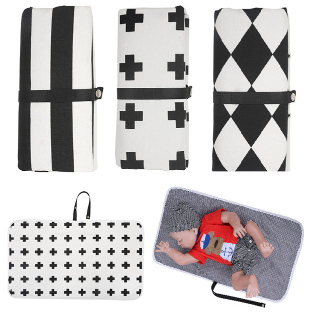 Foldable Waterproof Diaper Pad