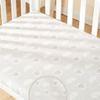 Knitted Baby Crib Sheet
