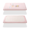 Short Plush Fleece Baby Bedding Crib Sheet