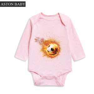 Long Sleeve Envelope Collar Baby Bodysuit