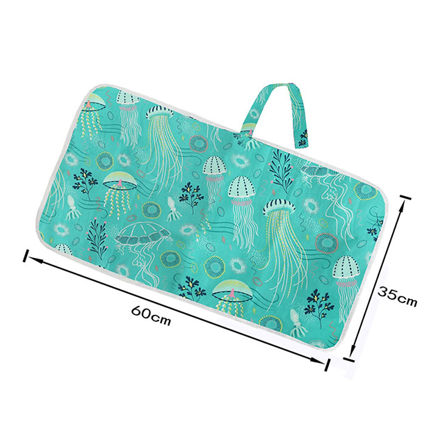 Reusable And Washable Waterproof Baby Pad