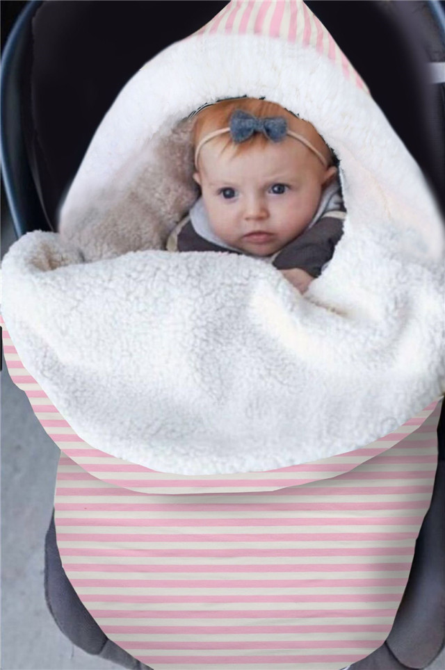Winter Baby Stroller Bag Sleeping Bag