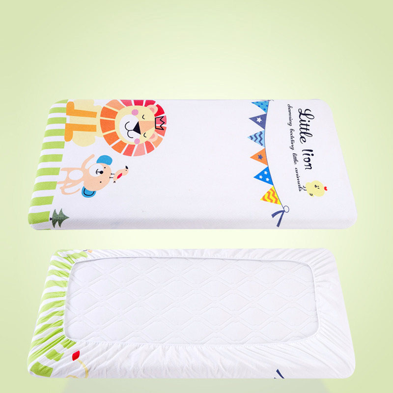 Baby Bedding Crib Sheet with Padding